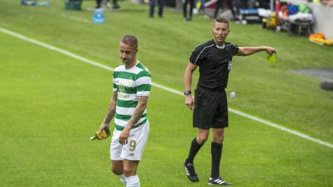 Scott Brown happy to see Celtic fans back their team at Windsor Park