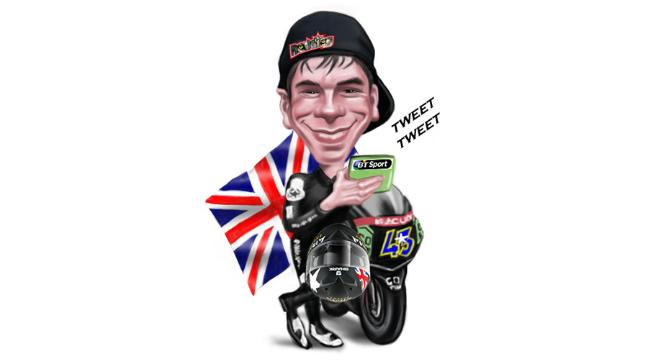 Scott Redding: 'I don't want to be racing for a made up