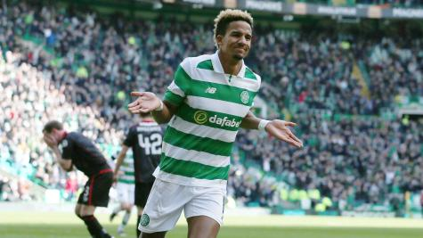 Scott Sinclair 'shocked' by racist abuse at Ibrox