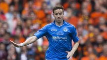 Steven MacLean scored twice as St Johnstone shocked league leaders Aberdeen
