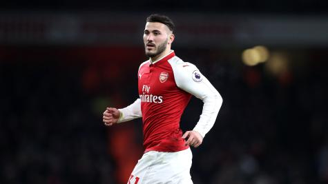 EPL: Arsenal's Kolasinac out for up to 10 weeks