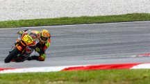 Second overall on opening day for Aleix Espargaro