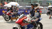 Sepang visit marks start of second half of 2014 Shell Advance Asia Talent Cup