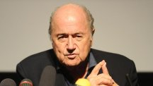 Sepp Blatter is currently serving a provisional 90-day suspension
