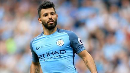 FA charge Aguero with violent conduct