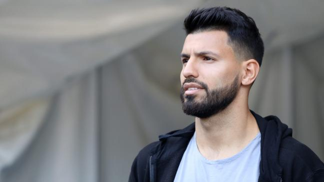 Sergio Aguero Has Good News On Fitness Front For Manchester City Fans