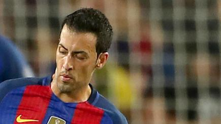 Barcelona's Sergio Busquets to sign new five-year deal