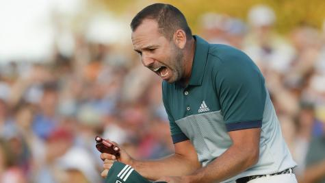 Sergio Garcia dreaming of The Open after Masters glory