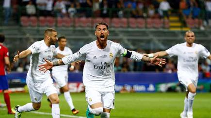 Ramos the scourge of Atletico again with opener