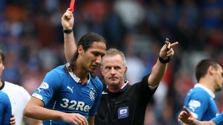 Bilel Mohsni has been told to rein in his wild side