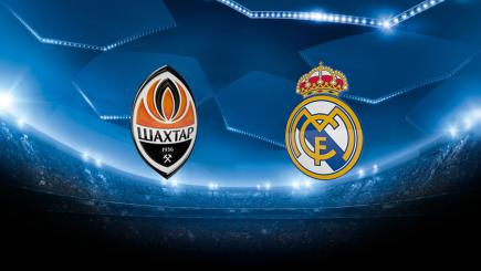 Shakhtar Donetsk v Real Madrid