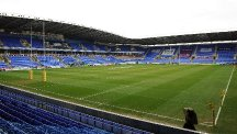 Eoin Sheriff will play for London Irish at the Madejski Stadium next season