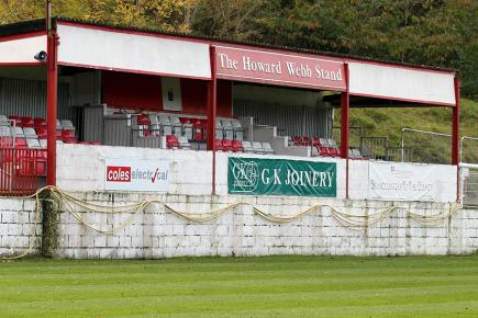 Shortwood United's ground will welcome a record 1,300 fans (Picture: Carl Hewlett/TWM)