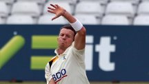 Peter Siddle will play for Lancashire this summer