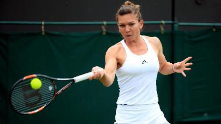 Halep into 3rd round at Wuhan Open