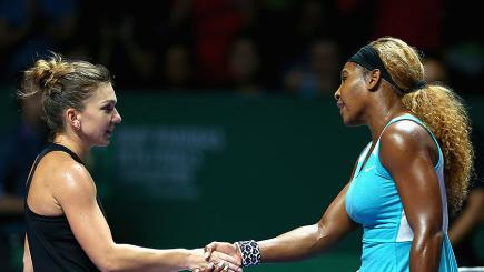 Simona Halep to face Serena Williams
