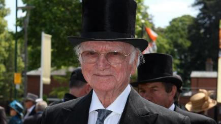 Sir Peter O'Sullevan has died at the age of 97