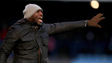 Sol Campbell appointed Southend boss