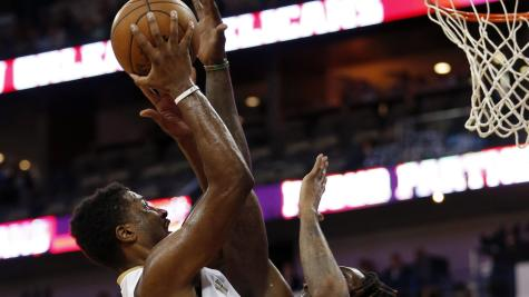 Solomon Hill leads New Orleans Pelicans to NBA win