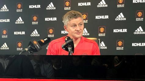 Solskjaer brightens Man United skies but gloom may quickly return