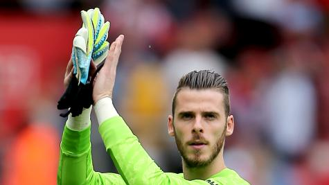 Solskjaer hails De Gea as 'the best in the world' after new deal