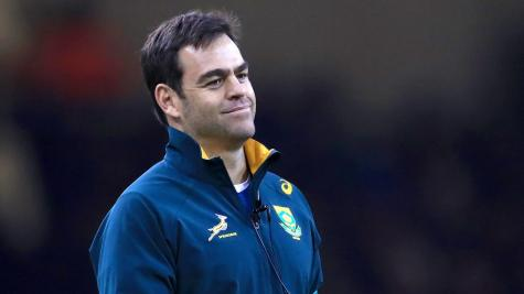 South African Johann van Graan appointed head coach of Munster