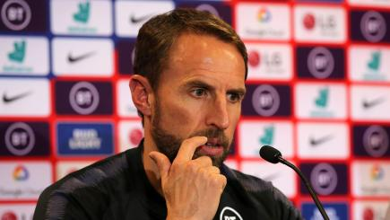 Southgate set to make changes for England's Euro 2020