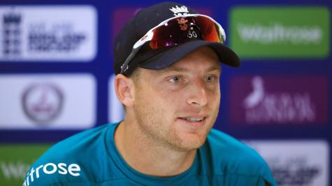 England recalls Buttler for first Test against Pakistan