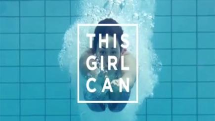 Sport England's #ThisGirlCan campaign was a hit online