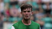 Sam Stanton sealed a dramatic cup win for Hibs
