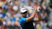 Henrik Stenson added a second round of 66 to his opening 68 on Friday