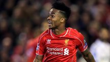 Raheem Sterling hopes he can achieve all his goals at Liverpool