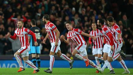 Stoke clip Owls' wings to end long semi wait