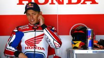 Stoner runs Marquez and Pedrosa settings as 2015/16 test concludes