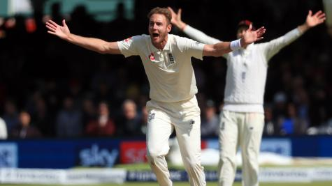 Stuart Broad to rest sore heel ahead of Ashes series