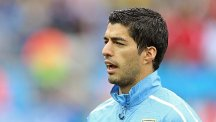 Uruguay and Barcelona striker Luis Suarez was banned from competitive football for four months