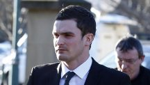 Adam Johnson has pleaded guilty to grooming and sexual activity with a 15-year-old girl