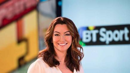 Suzi Perry joins BT Sport