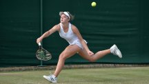 Katie Swan has reached the girls' singles final in Melbourne