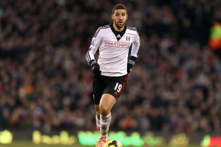 Adel Taarabt struggled to make an impact at Fulham
