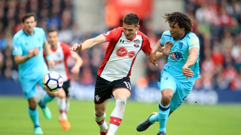 Watch Southampton 2-1 Bournemouth highlights