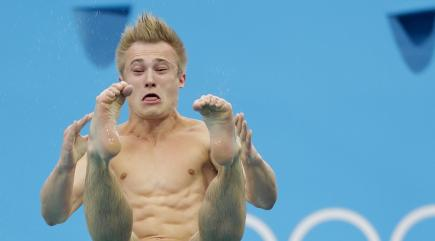 Jack Laugher adds silver to synchro gold in three metres springboard