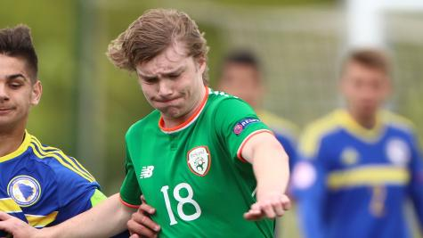 Teenager Connell stunned after Republic of Ireland call-up