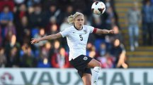 Thanks to role models like England captain Steph Houghton, girl's football is now the third highest participation sport in the country.