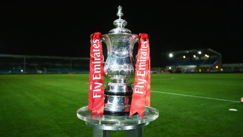 The FA Cup is live on BT Sport