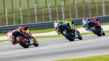 The numerical curiousities of MotoGP™ in 2014