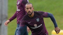 Theo Walcott is keen to replicate his Arsenal form with England