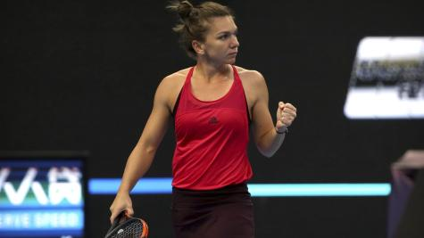 Third time lucky for Simona Halep as she secures world number one spot