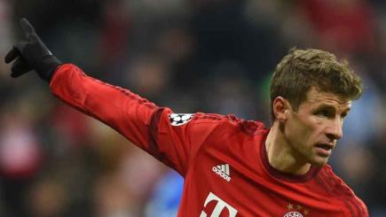 Thomas Muller, Bayern Munich, Champions League