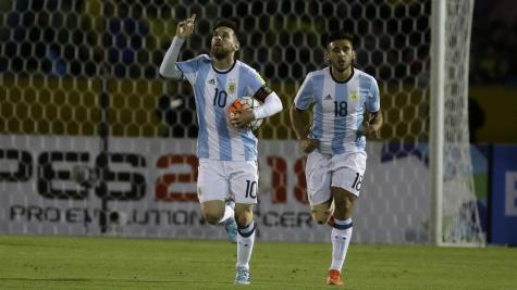 Three moments of Messi magic sends Argentina to World Cup finals
